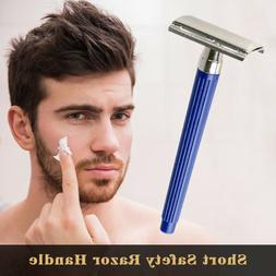 1 Blade Razor Portable Traditional Safety Razor Manual Shave