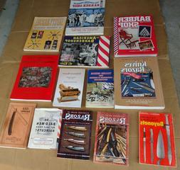 13 vintage barbershop barber books guide price shaving safet