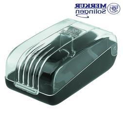 Merkur 3000 Plastic Safety Razor Case Made Germany 11C 15C 3