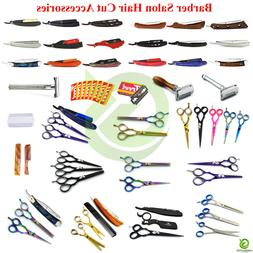 All in 1 Barber Shop Hair Cut Scissors Shear Hairdressing Co
