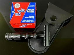 BLACK, German Stainless SAFETY RAZOR + 50 RAZOR BLADES, Doub