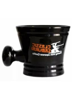 Ceramic Shaving Bowl  Mug  Cup for Shaving Brush and Safety