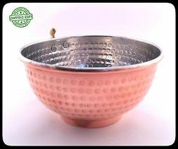Copper Shaving Bowl  Mug  Cup for Shaving Brush and Safety R