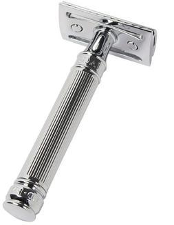 de89lbl chrome lined de safety razor
