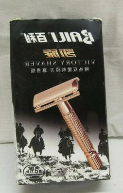 Baili Double Edge Safety Razor Shaver Wet Shaving Kit For Me