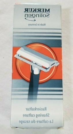 Merkur Double Edge Safety Razor w/Slant Bar Guard #39