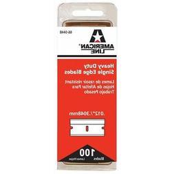 American Safety Razor 66-0448 Heavy-Duty Single Edge Razor B