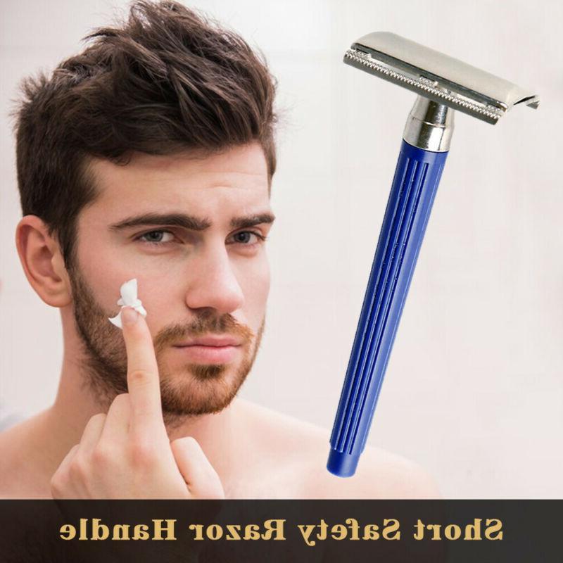 1 blade razor portable traditional safety razor