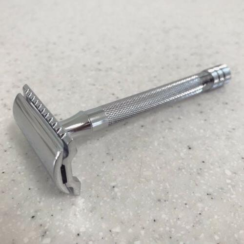 23c safety razor straight cut extra long