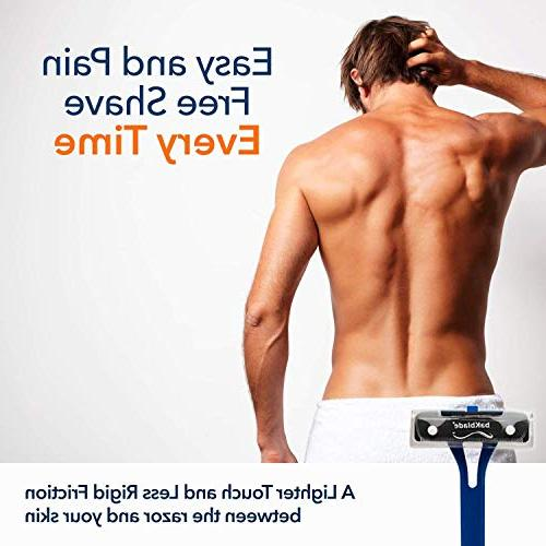 BAKblade 1.0 Hair Removal and Shaver , Use a Wet Razor with Refill Replacement Cartridges Available