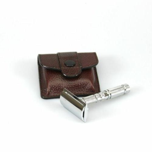 a1r travel safety razor with case
