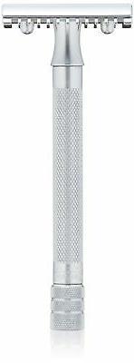 MERKUR Classic 3-Piece Razor Double Edge Safety Razor MK-25C