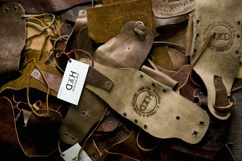 Leather Razor Shaving Accessories