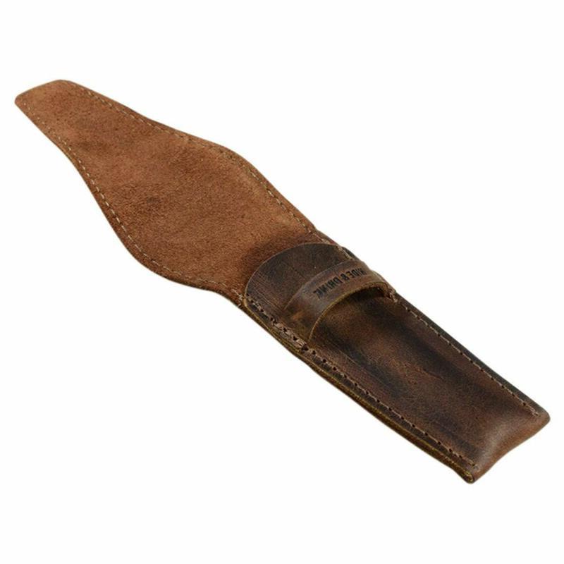 Leather Safety Shaving