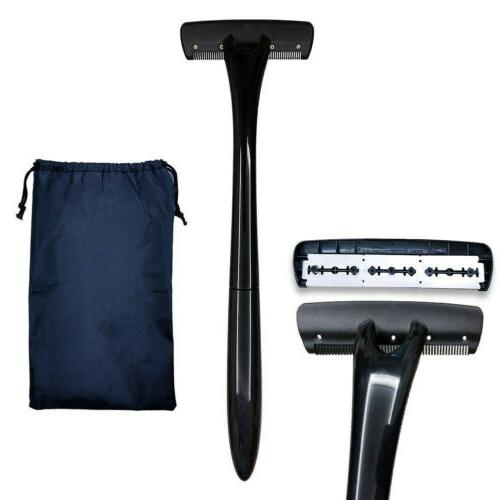 Mens Razor Removal Long Shaving Handle Use US