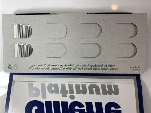 Gillette Razor Blades Safety Razors