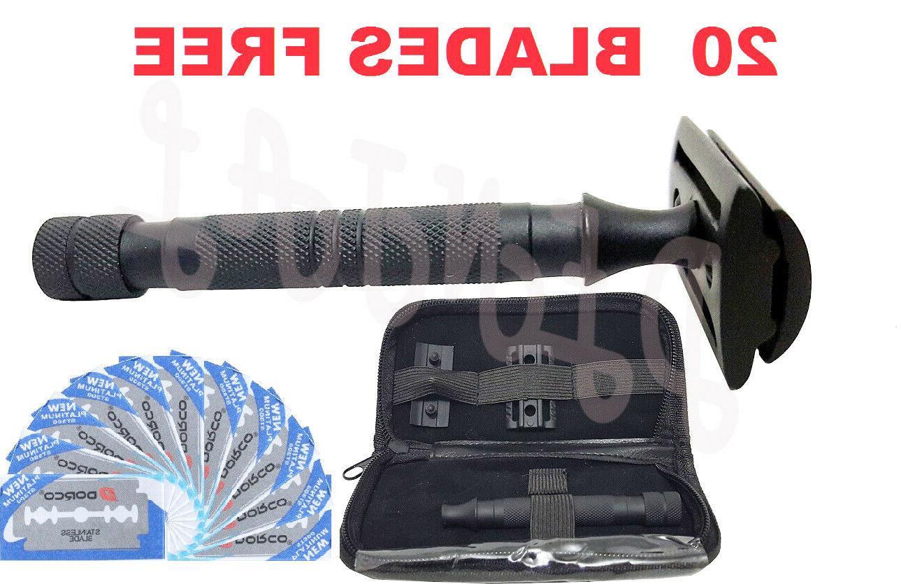 safety razor double edge black razors 20