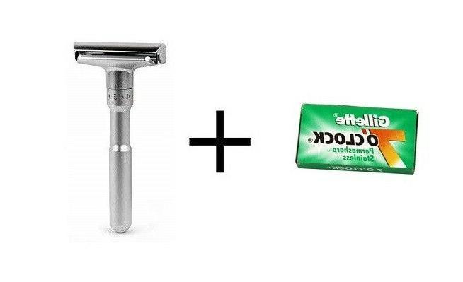 shave classic adjustable safety razor 7 o