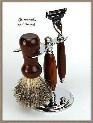 Shaving Rare Snake Safety Mach 356