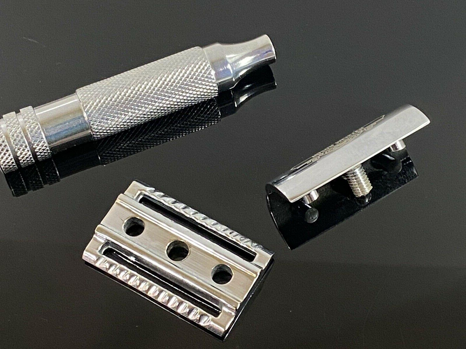 Stubby Stainless SAFETY RAZOR+50 LORD