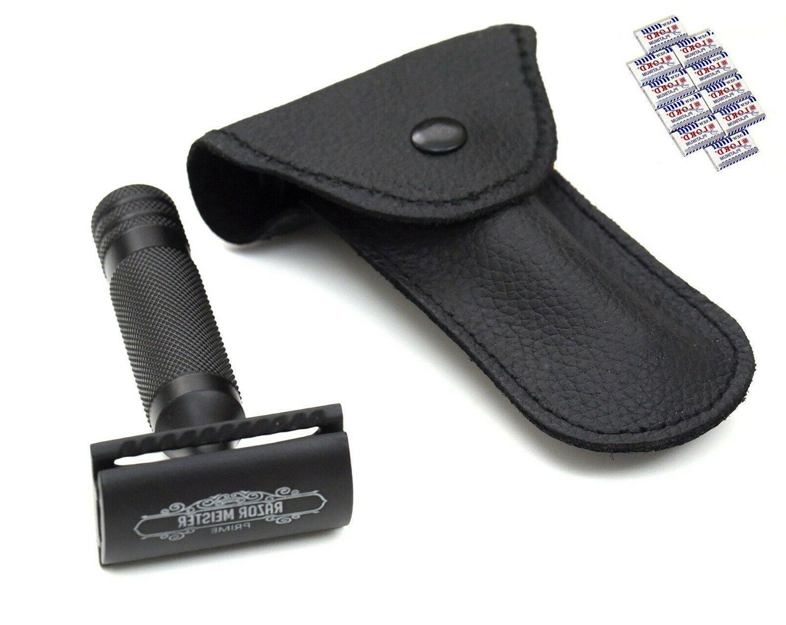 stubby german stainless safety razor 50 razor