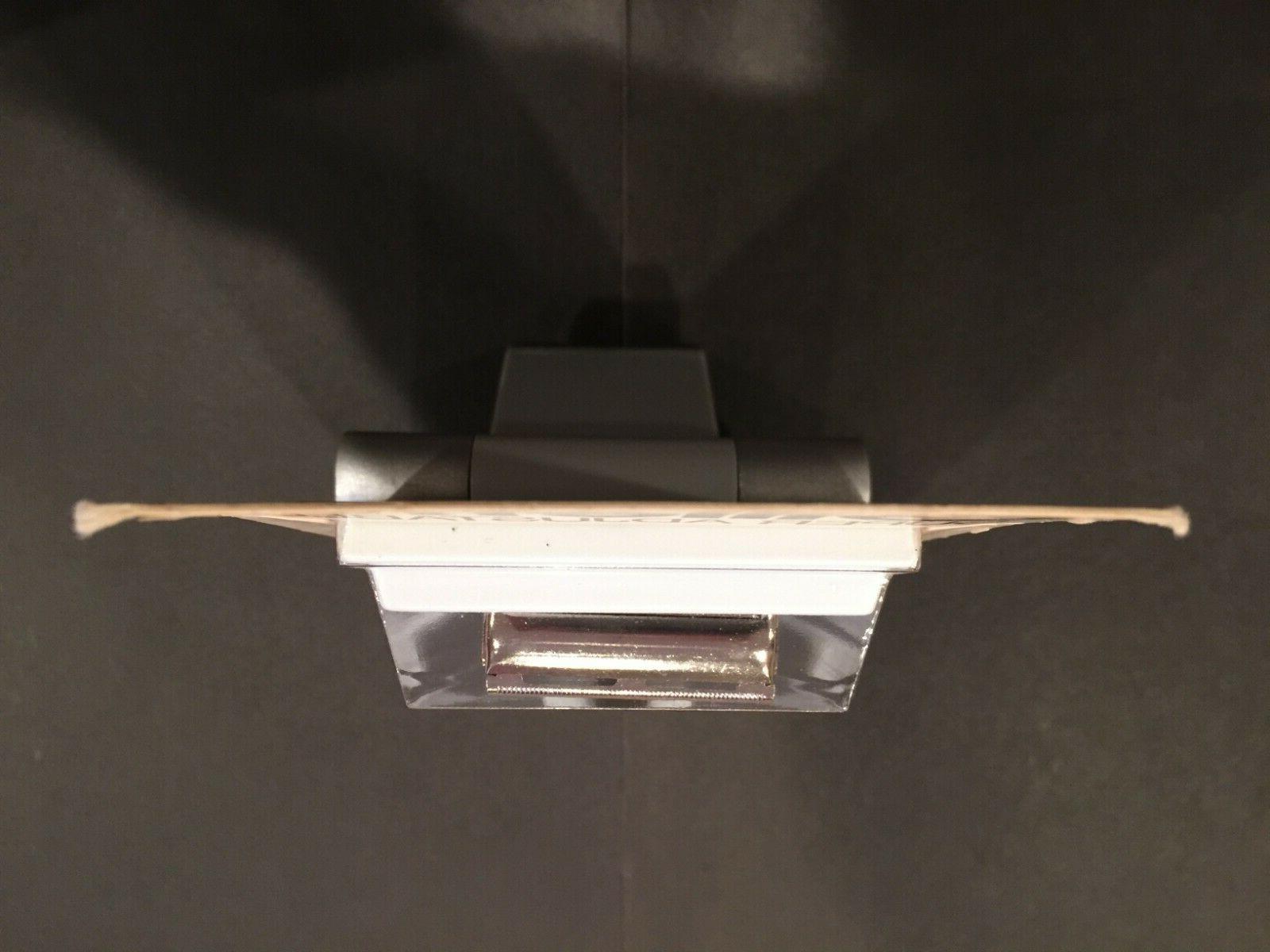 Gillette Super Adjustable Black Beauty Razor Platinum-Plus New