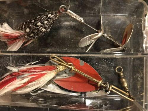 Gillette Vintage And Fishing Lure