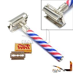 men double edge shaving safety razor 5