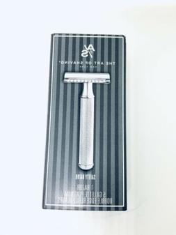 Men's Art of Shaving Safety Razor with 5 Blades