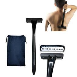 mens back shaver safety razor removal trimmer