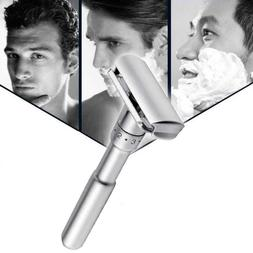 Mens Shaving Adjustable Safety Zinc Razor Double Edge Classi