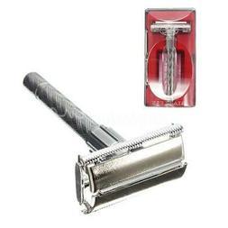Men's Traditional Classic Double Edge Shaving Safety Razor