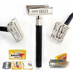 Men's Traditional Classic Double Edge Shaving Safety Razor