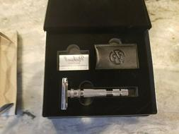 Rockwell Razors, Model T Adjustable Safety Razor - New in Gi