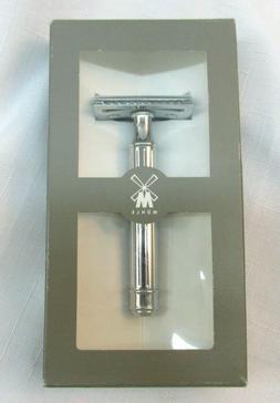 Muhle Muehle The Art of Shaving TAOS Safety Razor Fine Engra