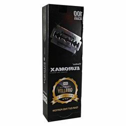 EUROMAX Platinum | Double Edge Razor Blades | Premium Safety