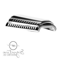 signature shaving co slant de safety razor