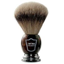 Parker Safety Razor Silvertip Badger Shave Brush with Handso