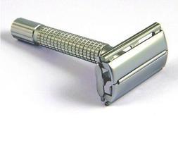 stainless steel butterfly de shaving safety razor