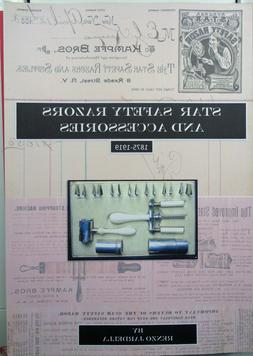 STAR SAFETY RAZOR BOOK 90 PAGES SHOWING MOST STAR SETS AND T