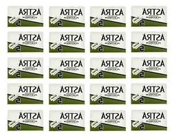 Astra Superior Platinum Double Edge Safety Razor Refill Blad
