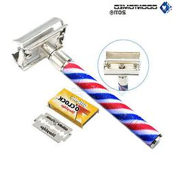 traditional double edge shaving safety razor 5